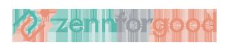 Zenn for good logo