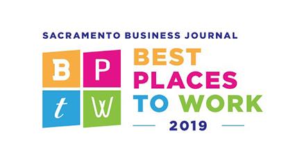 Sacremento best places to work 2019 Zennify