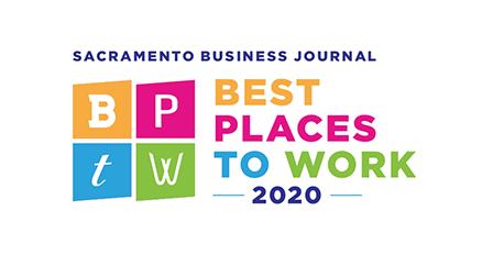 Sacremento best places to work 2020 Zennify